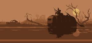 Animated wreckfest
