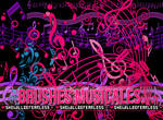 BrushesMusicales by SWBF.da