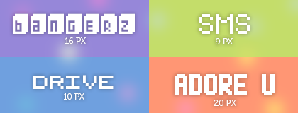 +drive // fonts [FREE] by SheWillBeFearless