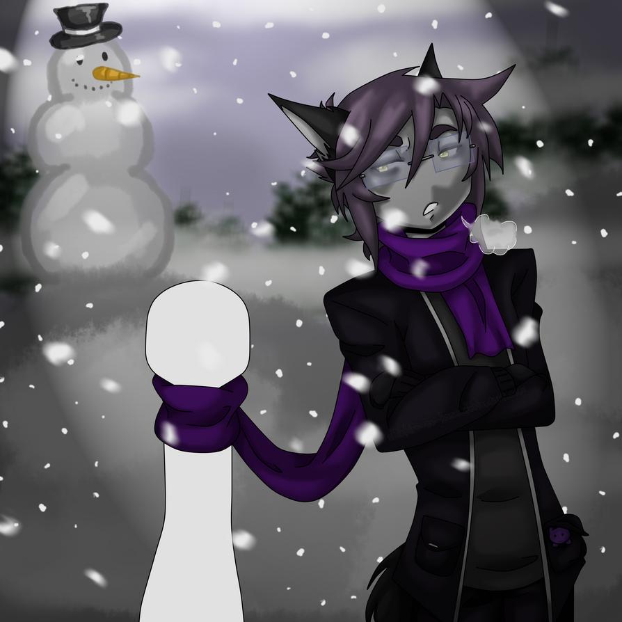 Winter wonderland_-_ collab con Ragnar by Shinkiro-no-Kaze