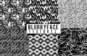 BLURRYFACE TEXTURES by SabDesings