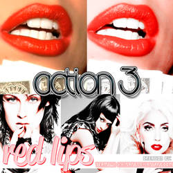 Red Lips 'Action'