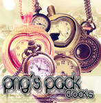 Png's Pack - Clocks