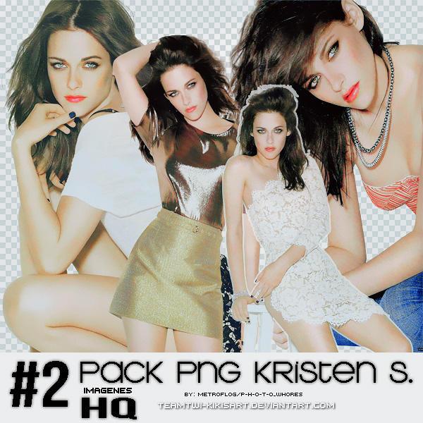 2 Pack Png de Kristen Stewart by TeamTwi-KikisArt