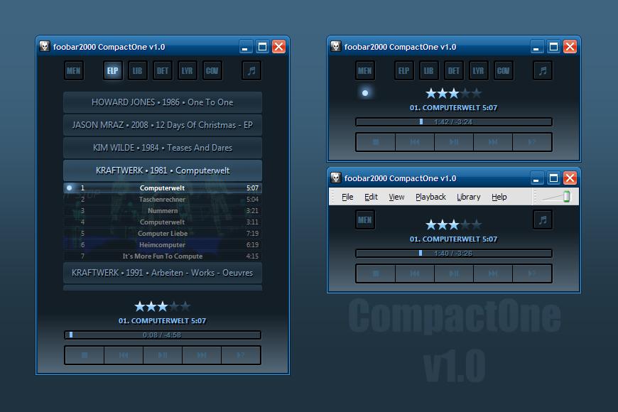 CompactOne v1.0.1