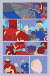 Uncanny X-Men #525 page 06 flats