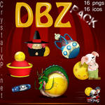 DBZ pack by babasse