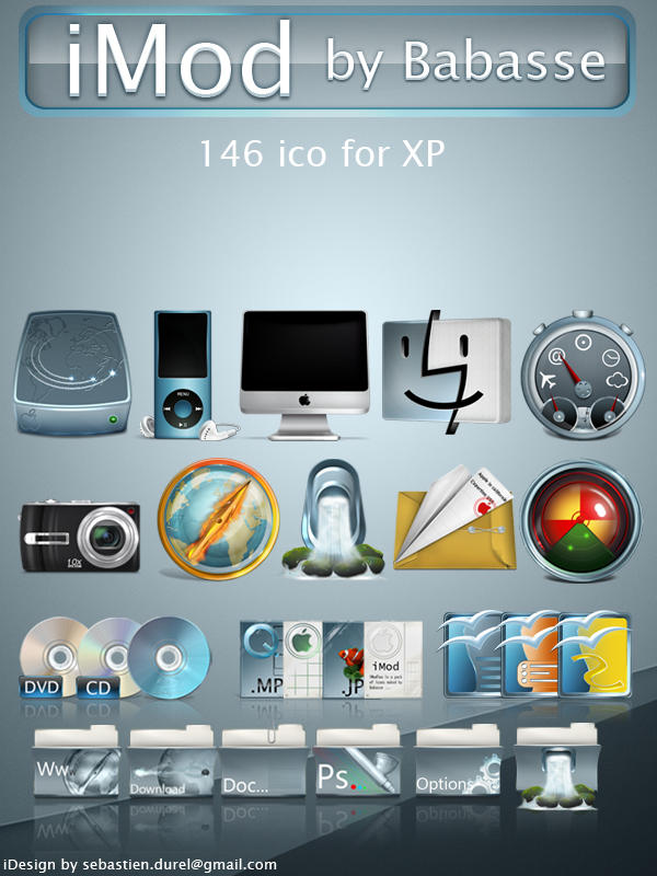 iMod for XP by babasse