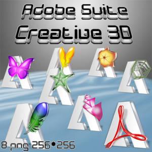 adobe creative suite 3D