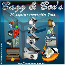 bagg and box's