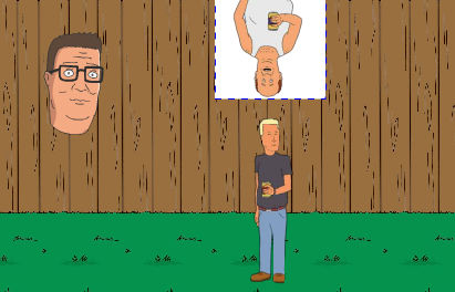 Flappy Hank (CLICK TO PLAY)