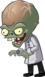 Zomboss Model (For Flash CS6 and up, brah!) by Lolwutburger