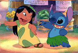 Words and Phrases from Lilo and Stitch by TorturedArtist745
