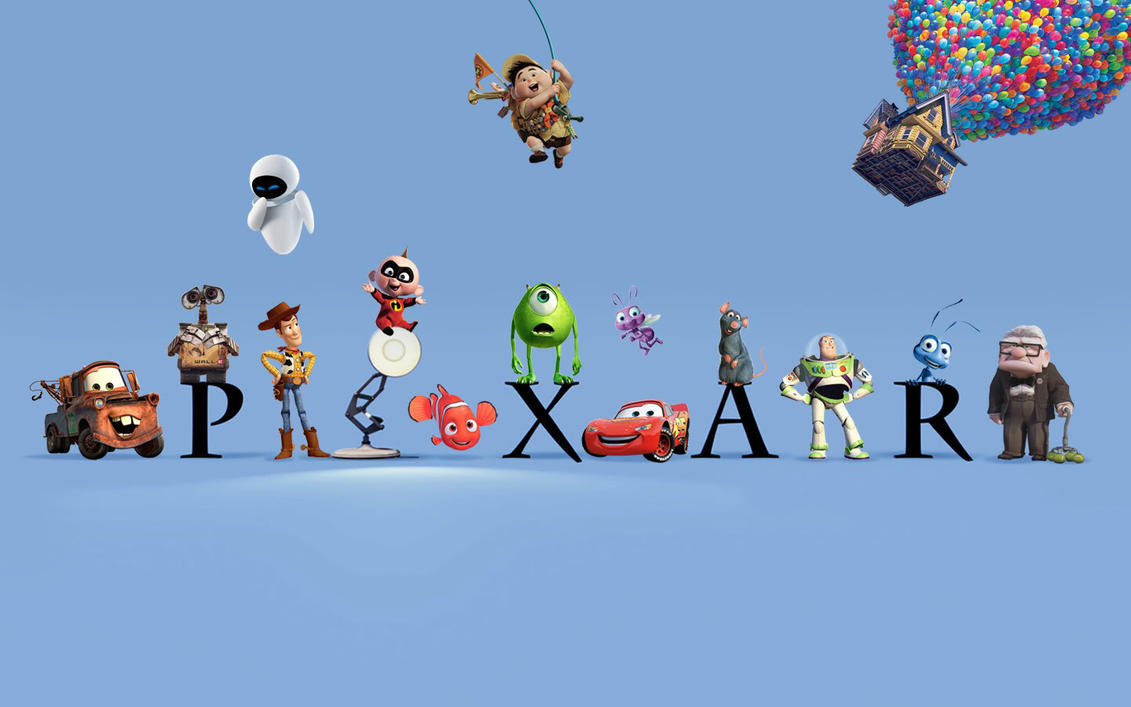 My Ranking of the Pixar Movies by TorturedArtist745