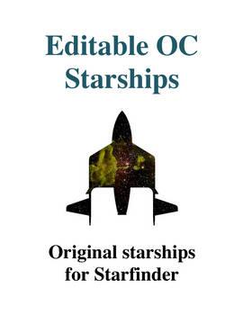 Editable OC Starships