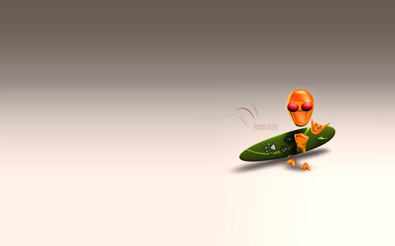 ETESITO SURFER 2 by raffskizze