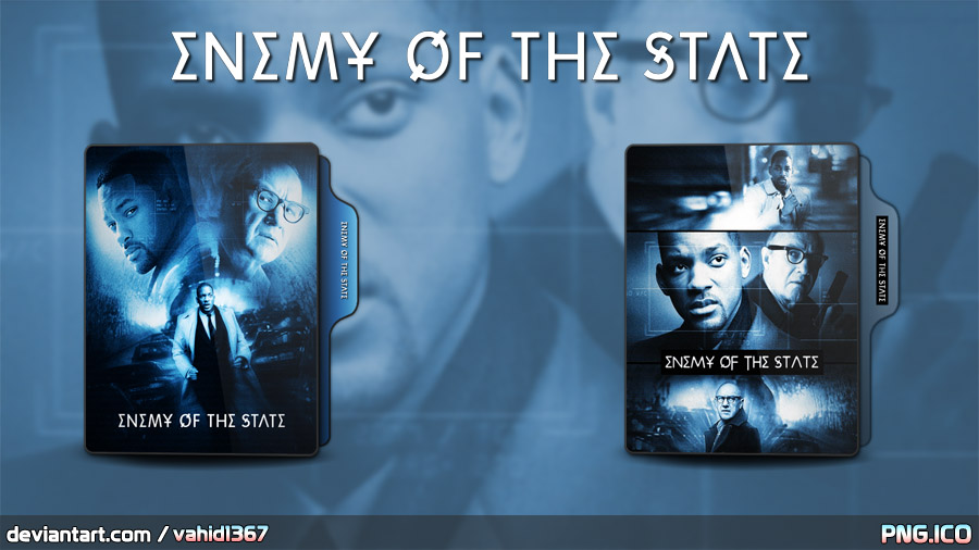 Enemy Of The State 1998 By Vahid1367 On Deviantart