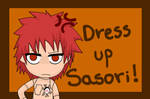 Sasori Dress-up Game