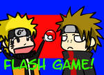 Flash Game: Pokemon + Naruto