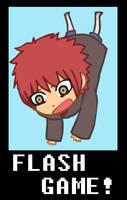 Flash Game: Sasori's Fall by FancyPancakes