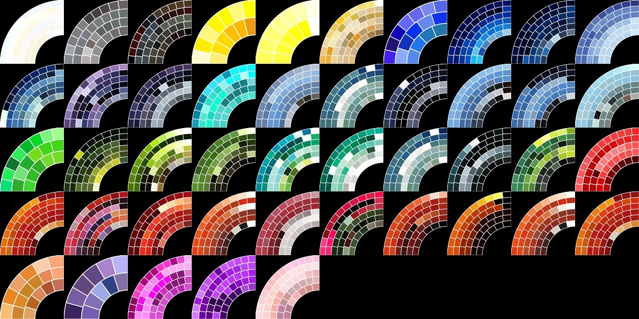 Color Scales Pickers for Artrage by SchweizerArts on DeviantArt
