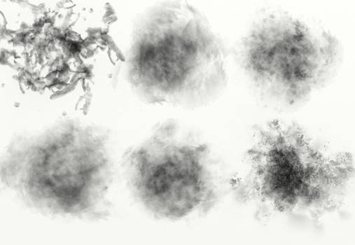 Ink presets for Artrage 5 custom brush part 3