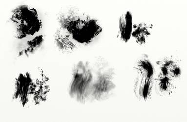 Ink presets for Artrage 5 custom brush part 5