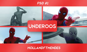 PSD Underoos by hollandftmendes