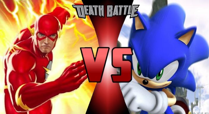 flash vs sonic - photo #11