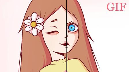 Daisy (GIF)