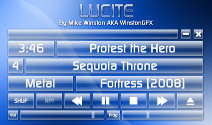 Lucite for Xion by WinstonGFX