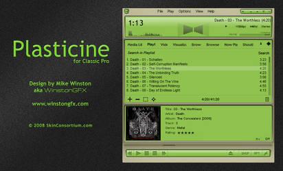 cPro Plasticine by WinstonGFX