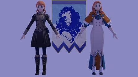 Annette (Fire Emblem: Three Houses) - XPS by ShinyAegislash