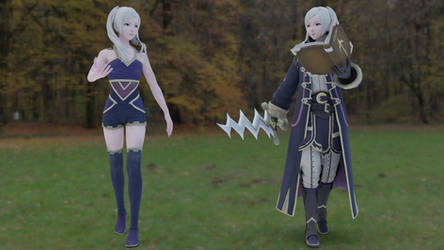 Female Robin (Fire Emblem Warriors) - XPS
