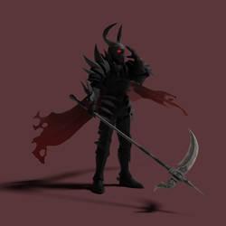 Death Knight (Fire Emblem: Three Houses) - XPS