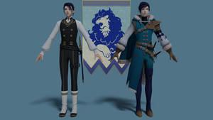 Felix (Fire Emblem: Three Houses) - XPS