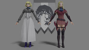 Constance (Fire Emblem: Three Houses) - XPS