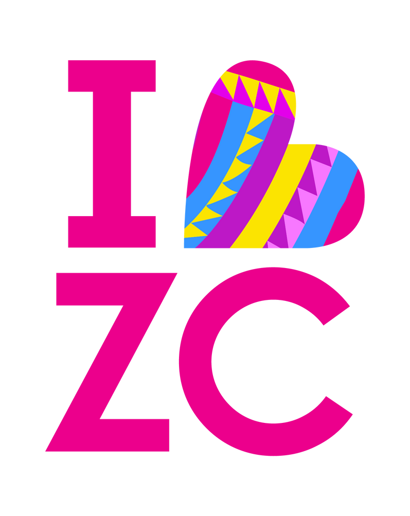 I Love Zamboanga City Logo by resurrect97