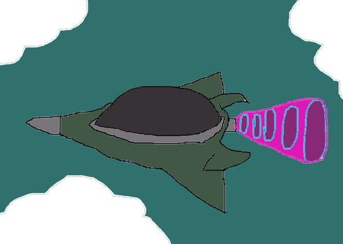 UFO Air Superiority Fighter.