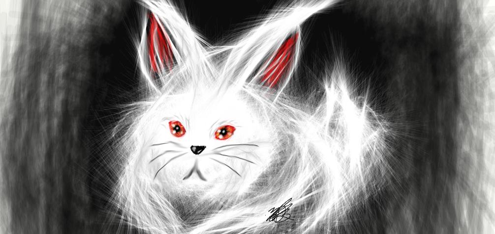 conejo withe by hyaku-go