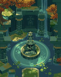 Flooded Shrine