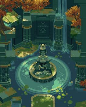 Flooded Shrine