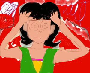 Anime Drawing: Biggest Headache