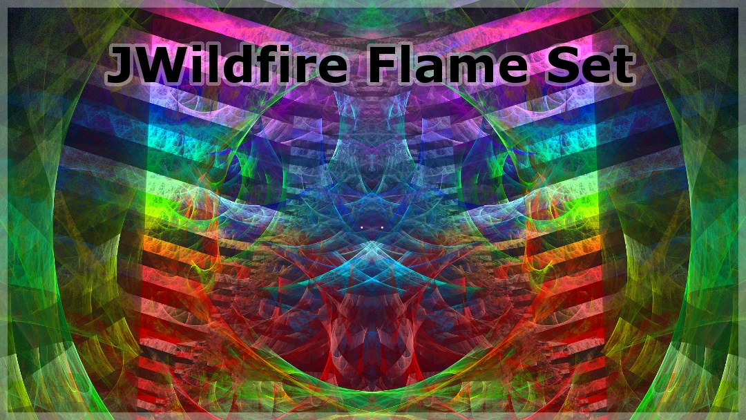 JWildfire Flame Set by GazJ71