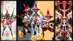 Armor Xion Boss Pack (+5th Bonus model)