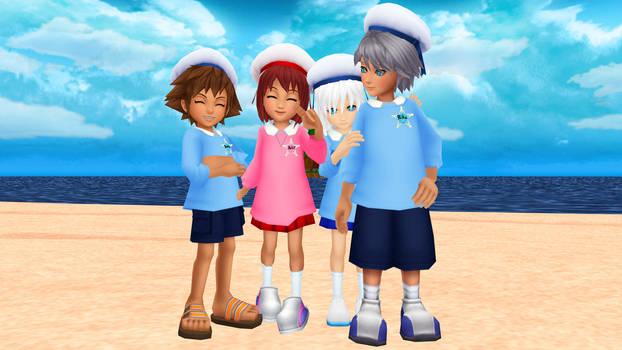 Kindergarten Uniforms! (DL)
