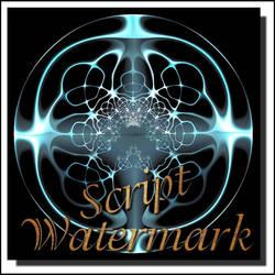 Watermark Script 2 by Valerie-Ducom