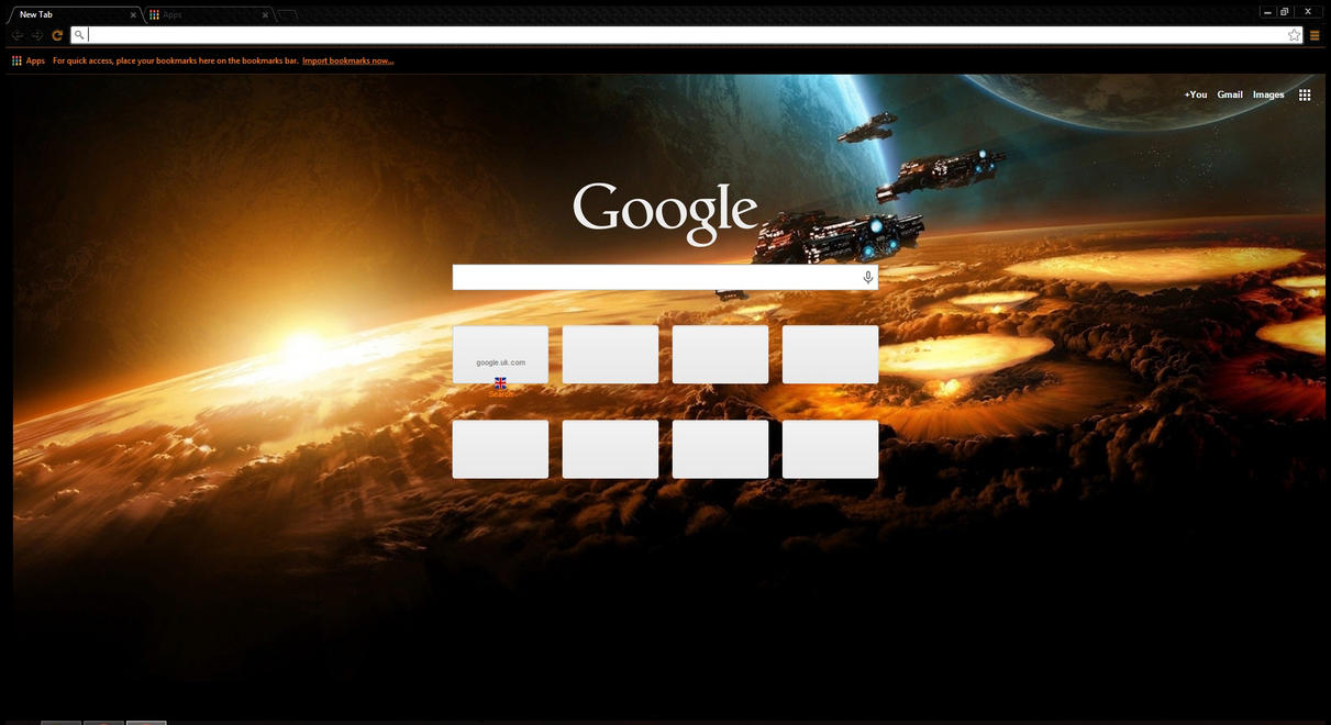 Google themes super junior - Starcraft Orbital Bombardment Theme By Eadorimthryth