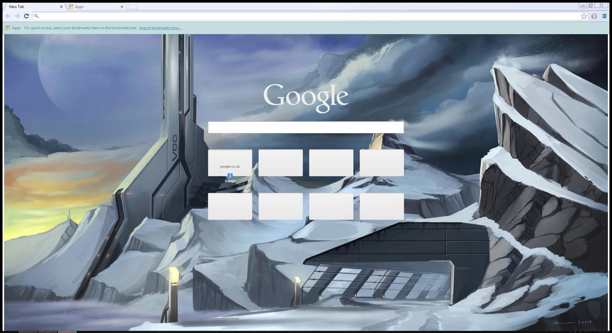 Google themes super junior - Peak 15 By Eadorimthryth