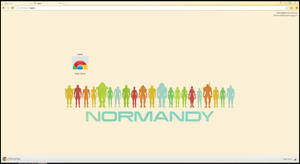 Normandy. Theme